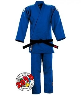 Essimo IJF 2015 blau slim fit